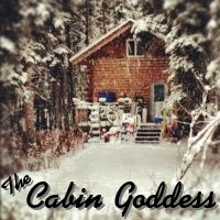 The Cabin Goddess - An Alaskan Original