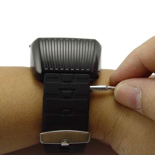 Wrist Watch Cell Phone Cellphone Cellular Mobile Unlocked Video High