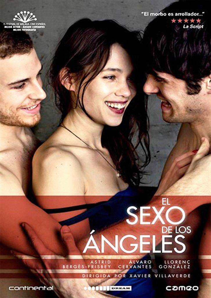Скачать Секс ангелов / El sexo de los angeles / The Sex of the Angels