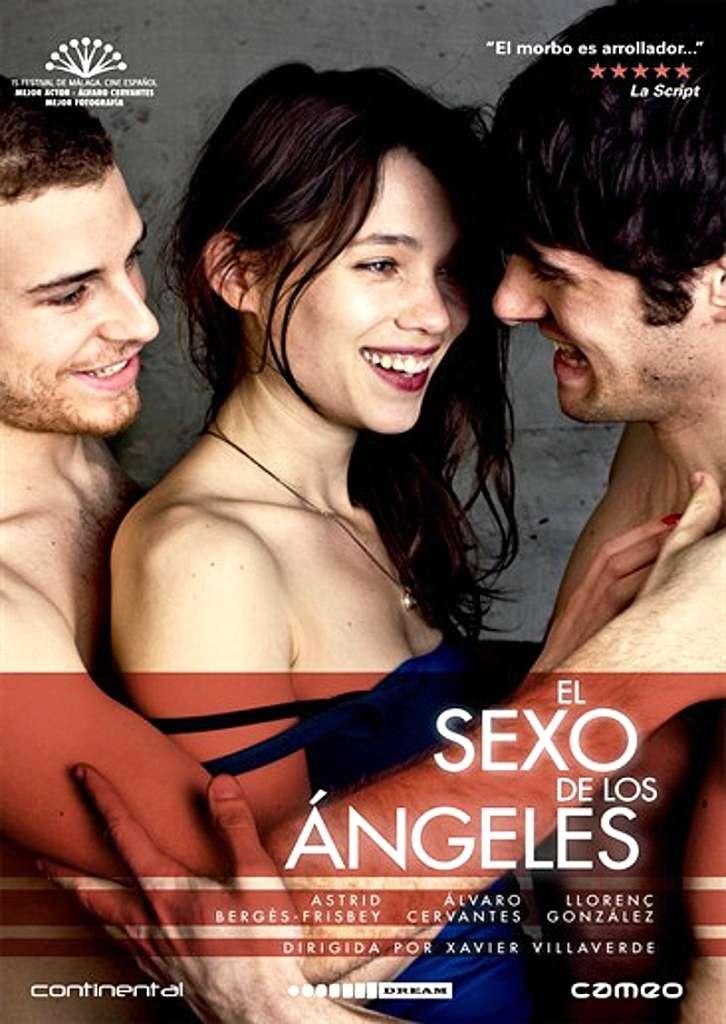 Смотреть онлайн Секс ангелов / El sexo de los angeles (The Sex of the