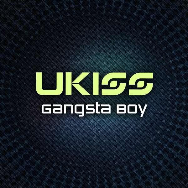 [Single] U-Kiss - Gangsta Boy